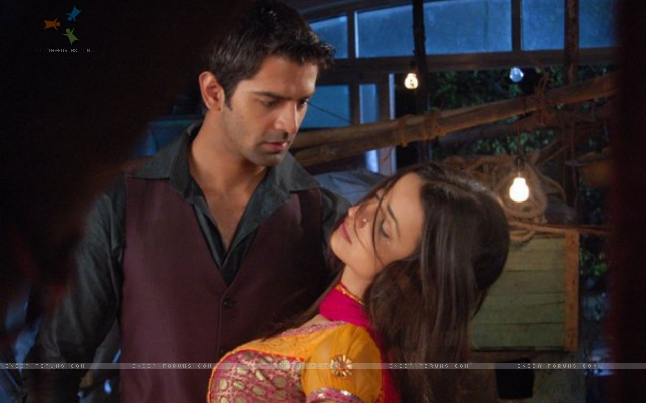 Arnav and Khushi Wallpapers http://www.fanpop.com/clubs/barun-sobti/images/29957463/title/khushi-arnav-wallpaper