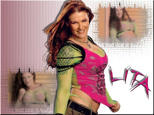 "Amy ""Lita"" Dumas wallpaper containing tights, a leotard, and a bustier called lita wallpaper"