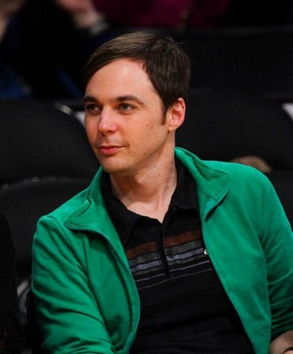 nba game - jim-parsons Photo