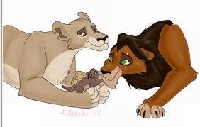 scar & Zira