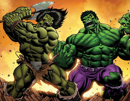 skaar - hulk's son