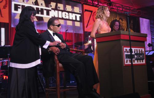 Celebrity Fight Night - Inside & Show