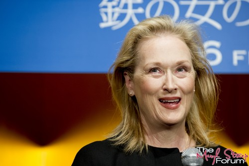 'The Iron Lady' Tokyo Premiere [March 6, 2012]