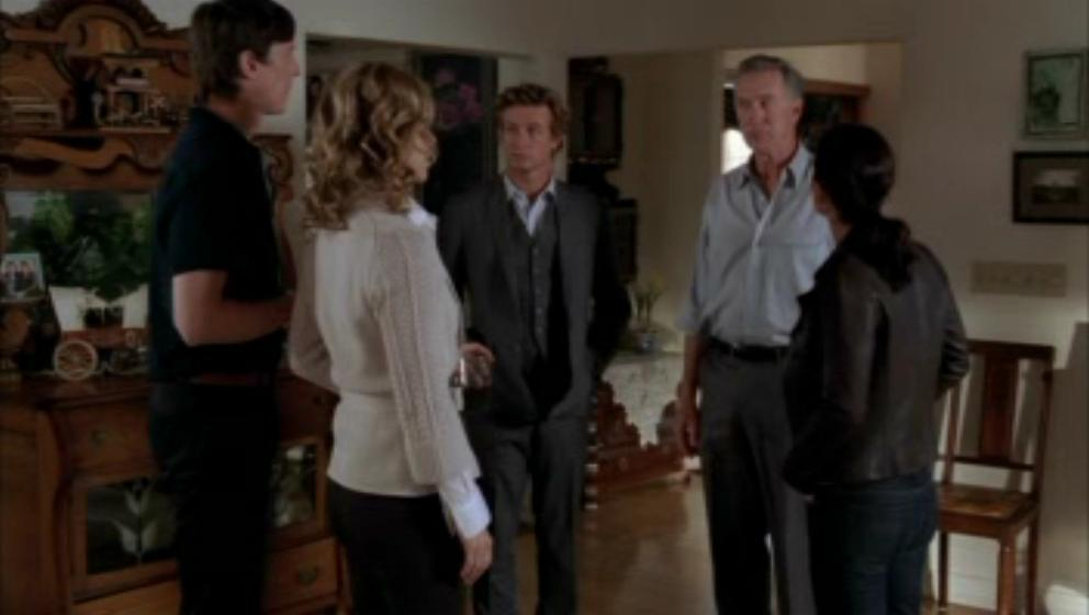 1x23- Red John's Footsteps