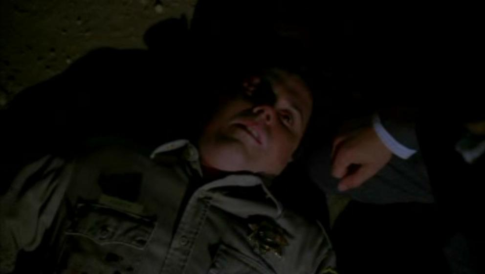 The Mentalist 1x23- Red John's Footsteps