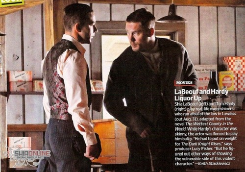 2012 - Entertainment Weekly
