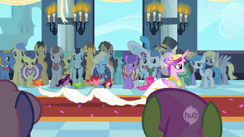 A Canterlot Wedding Preveiw