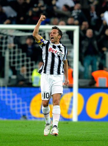 A. del Piero (Juventus - AC Milan)