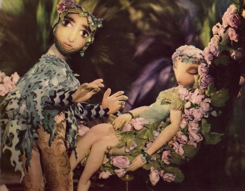 A midsummer nights dream - jiri trnka <3