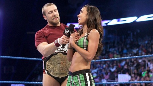 AJ Lee and Daniel Bryan:WWE's Power Couples