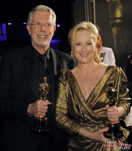 Academy Awards - Governors Ball [February 26, 2012]
