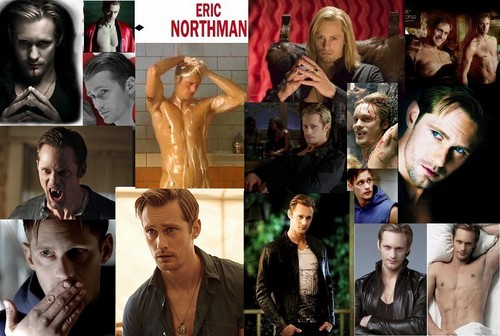 Alex Collage - alexander-skarsgard Fan Art