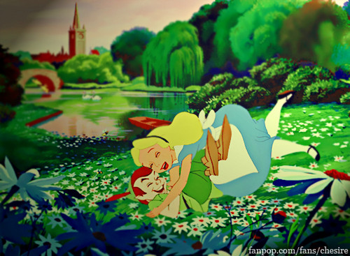 Alice ♥ Peter Pan