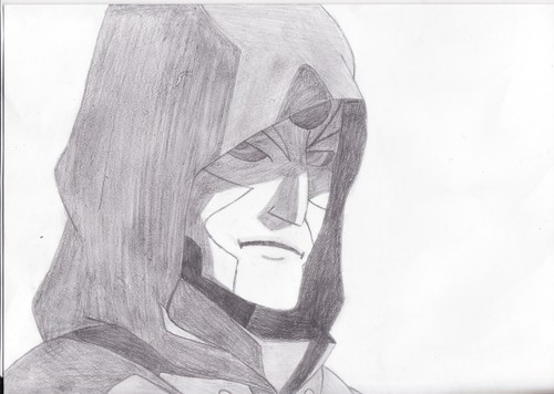 Amon - avatar-the-legend-of-korra Fan Art