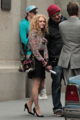 "AnnaSophia - On the ""Carrie Diaries"" Set - March 24th, 2012"
