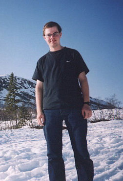 Anton Gustafsson - Anton Maiden ( February 24, 1980 -November 1, 2003