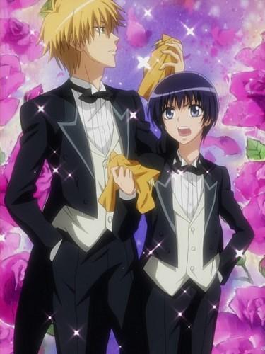 Aoi and Usui