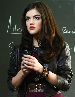 Aria - aria-montgomery-pretty-little-liars Photo
