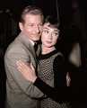 Audrey and Danny Kaye