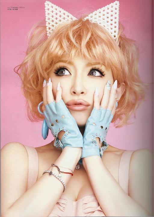 Ayumi Hamasaki Hollywood Baby Naughty Wallpapers ~ The Aj ...   Ayumi Hamasaki 2012