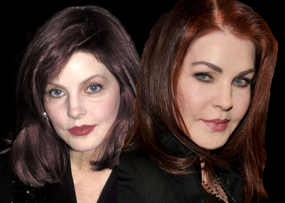 Beautiful Cilla Now Then Priscilla Presley Fan Art 30079327 Fanpop