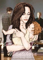 Bella & Renesmee Fanart - bella-and-renesmee fan art