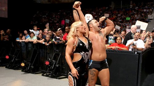 Beth Phoenix and Santino:WWE's Power Couples