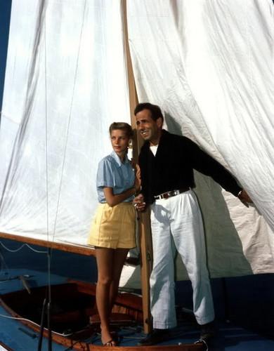 Bogie & Bacall