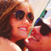 Bongo Beach Party In Miami - chris-zylka-and-lucy-hale icon