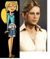 Bridgette and Elena Fisher?! - total-drama-island photo
