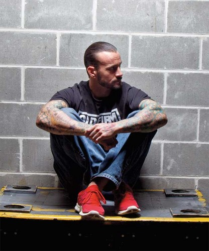 CM Punk: Inked Magazine