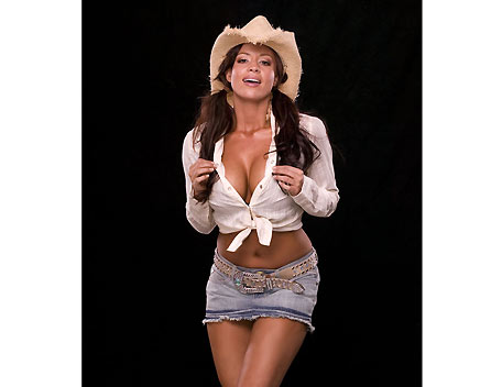 Candice Michelle 壁纸 entitled Candice Michelle Photoshoot Flashback