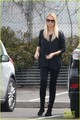 Charlize Theron & Baby Jackson: Post Office Run - charlize-theron photo