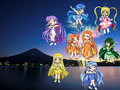 Chibi - mermaids-heaven wallpaper