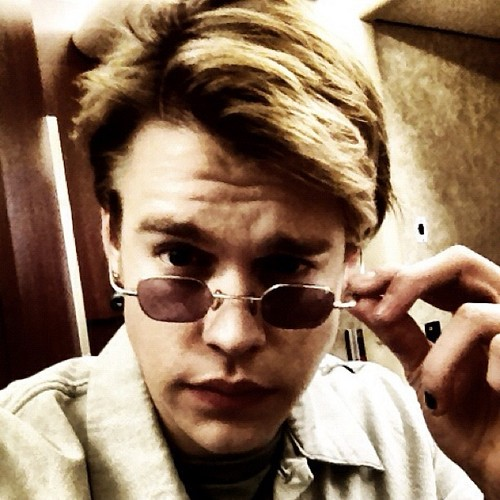 Chord Overstreet's new twitter profil picture