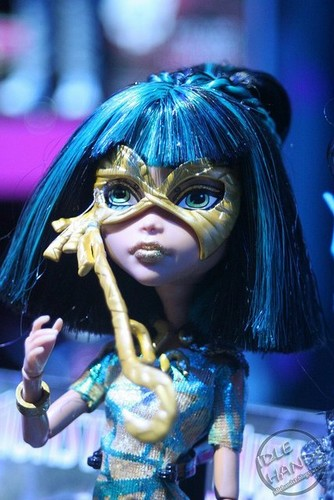 Cleo Ghouls Rule Doll