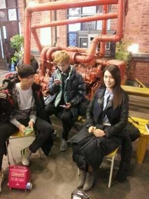 Seo-Joon, JB. Kahi