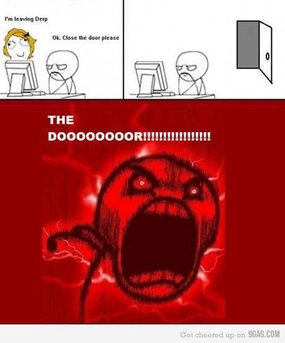 Damn Door