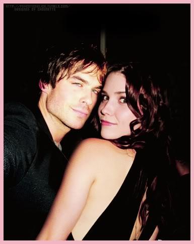 Damon and Brooke