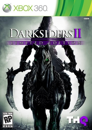Darksiders wallpaper with anime called Darksiders 2 Limited Edition Cover