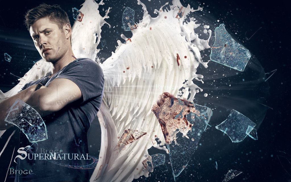 Supernatural, Dean Winchester HD Wallpapers / Desktop and ... |Supernatural Dean Angel