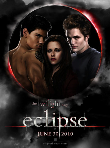 Eclipse 壁纸 titled Eclipse Fanart