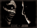 Eddie vs. Jason - iron-maiden photo