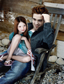 Edward & Renesmee - edward-and-renesmee photo