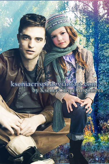 Edward and renesmee images Edward & Renesmee wallpaper and ...