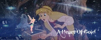 Eilonwy and Tinker Bell
