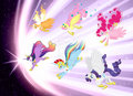 Elements of Harmony - my-little-pony-friendship-is-magic fan art