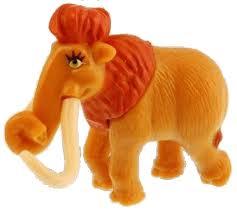 Ellie toy