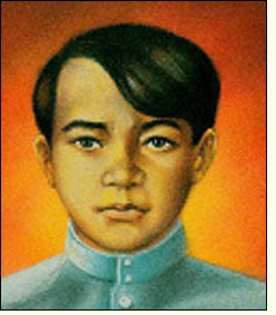 Emilio Jacinto y Dizon (December 15, 1875 — April 16, 1899