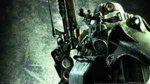 Fallout 3 fond d'écran probably containing a fusilier, carabinier and an internal combustion engine entitled Fallout 3